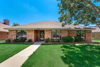 Midland Single Family Home For Sale: 3413 Pinemont Dr