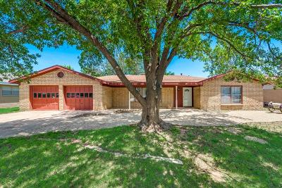 Midland Single Family Home For Sale: 2818 Durant Dr