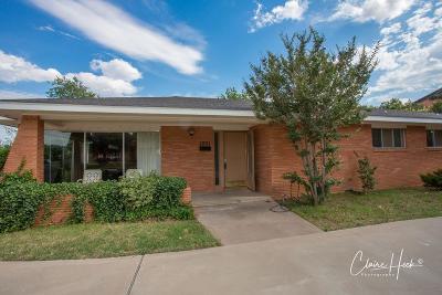 Midland Single Family Home For Sale: 2801 Douglas