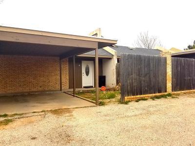 Midland Rental For Rent: 4233 Siesta Lane