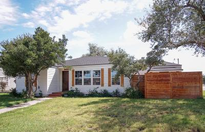 Midland Single Family Home For Sale: 1011 W Tennessee Ave