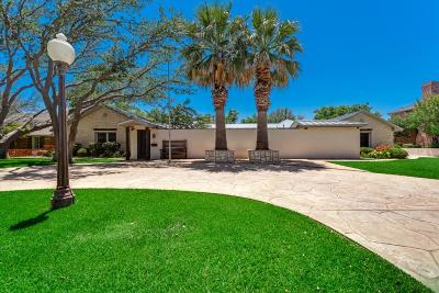 Midland Single Family Home For Sale: 1801 Maberry