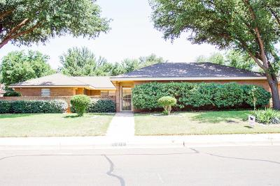 Midland Single Family Home For Sale: 2411 Maxwell Dr
