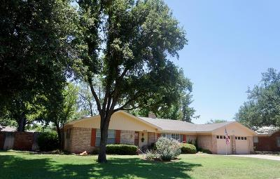 Midland Single Family Home For Sale: 2817 Maxwell Dr