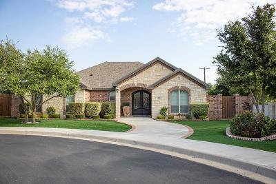 Midland Single Family Home For Sale: 800 Trinidad Place