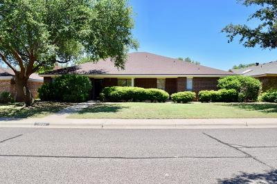Midland Single Family Home For Sale: 4202 Boulder Dr