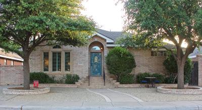 Midland Single Family Home For Sale: 4408 Lanham St