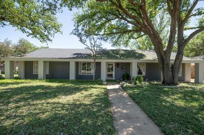 Midland Single Family Home For Sale: 5 Fairfax Court
