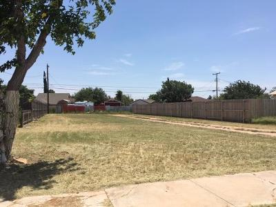 Midland Residential Lots & Land For Sale: 1004 Whitaker St
