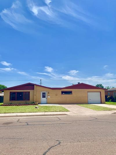 Midland Single Family Home For Sale: 3311 Thomas Ave