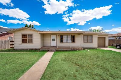 Midland Single Family Home For Sale: 1305 W Kentucky Ave