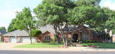 Midland Single Family Home For Sale: 4604 Island Dr
