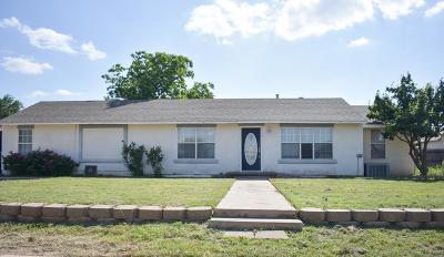 Stanton Single Family Home For Sale: 109 N Gray St
