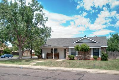 Midland Single Family Home For Sale: 2408 Whittle Way