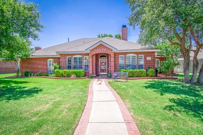 Midland Single Family Home For Sale: 5807 Devlin Place