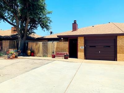 Midland Single Family Home For Sale: 3538 Shell Ave