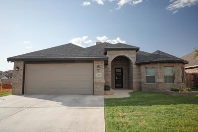 Midland Single Family Home For Sale: 1203 Convair Dr
