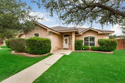 Midland Single Family Home For Sale: 3301 Marble Lane