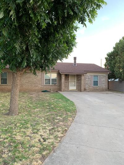 Midland Single Family Home For Sale: 4509 Neely Court