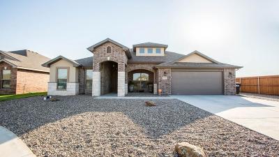 Midland Single Family Home For Sale: 6915 Saddle Ct