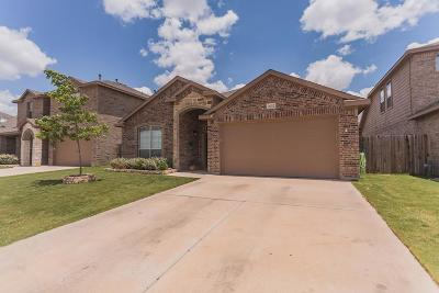 Odessa Single Family Home For Sale: 7032 Circle Cross Rd
