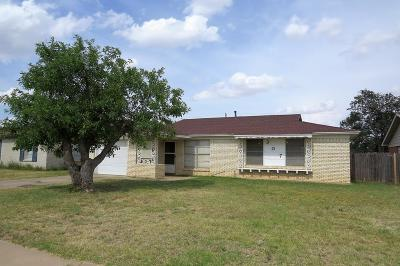 Midland Single Family Home For Sale: 307 Willowood Dr