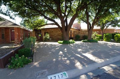 Midland Single Family Home For Sale: 4717 Fielder St