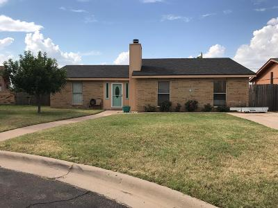 Midland Single Family Home For Sale: 4804 Bedford Ave