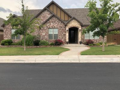 Midland Single Family Home For Sale: 5319 Half Moon Circle