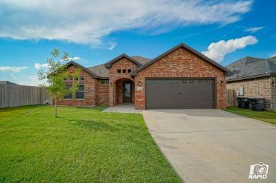 Midland Single Family Home For Sale: 1403 Lumina Ct