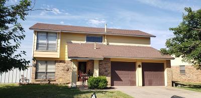 Midland Single Family Home For Sale: 4409 Crenshaw Dr