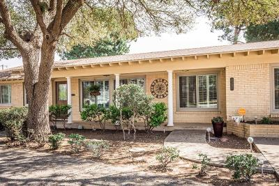 Midland Single Family Home For Sale: 2207 Harvard Ave