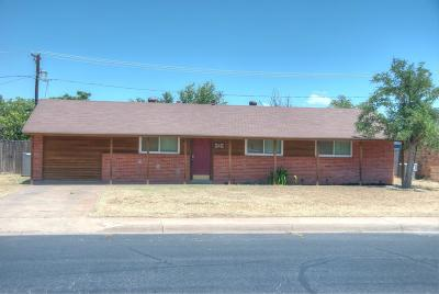 Midland Single Family Home For Sale: 1500 Delmar St