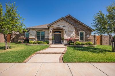 Midland Single Family Home For Sale: 5500 Camino Reale