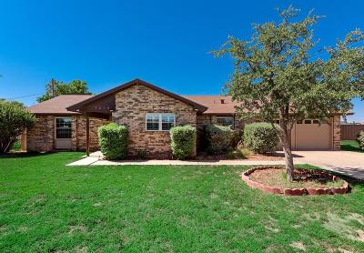 Single Family Home For Sale: 1215 Tejas