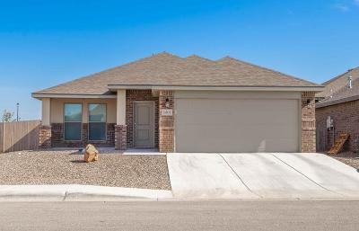 Midland Single Family Home For Sale: 1401 Brand Lane