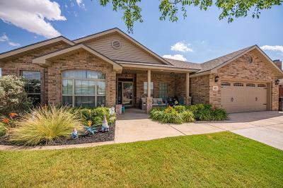 Midland Single Family Home For Sale: 601 Dimaggio Ct