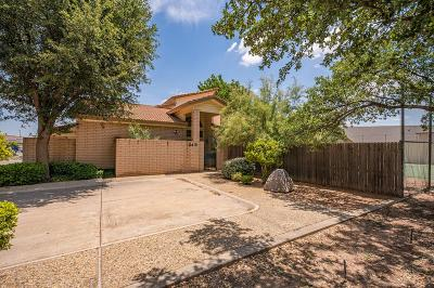 Odessa Single Family Home For Sale: 24 B Chimney Hollow