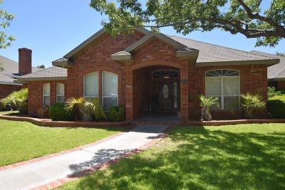 Midland Single Family Home For Sale: 7009 Ridgeboro Court