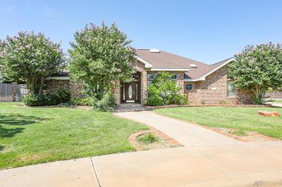 Midland Single Family Home For Sale: 5813 Cranston Place