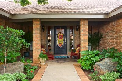 Midland Single Family Home For Sale: 4921 King Richards Row