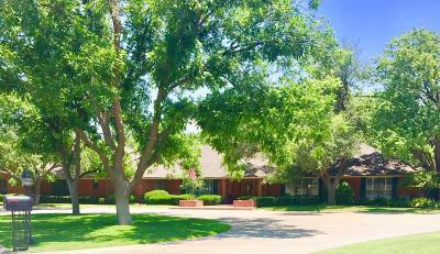 Midland Single Family Home For Sale: 3 Bay Meadows Lane