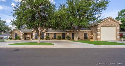 Midland Single Family Home For Sale: 3312 Rosemont Dr