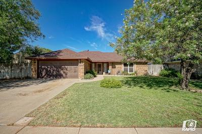 Midland Single Family Home For Sale: 2001 Wydewood Dr
