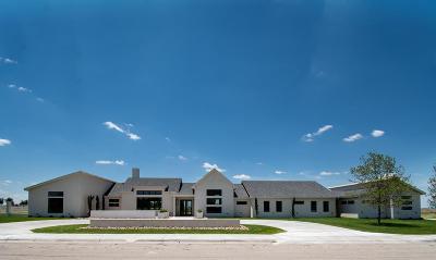 Midland Single Family Home For Sale: 5801 Longhorn Lane