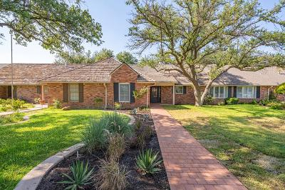 Midland Single Family Home For Sale: 2 Oak Lawn Park
