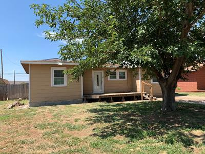 Midland Single Family Home For Sale: 3507 Apache Dr