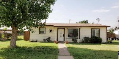 Midland Single Family Home For Sale: 910 Howard Dr