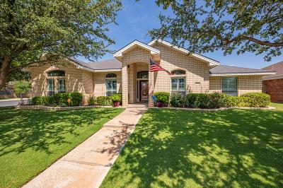 Midland Single Family Home For Sale: 5218 Quicksand Dr