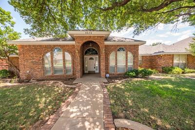 Midland Single Family Home For Sale: 4515 Woodhollow Dr